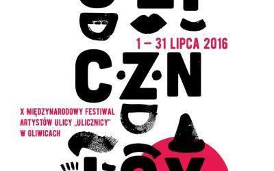 Plakat X Uliczników!